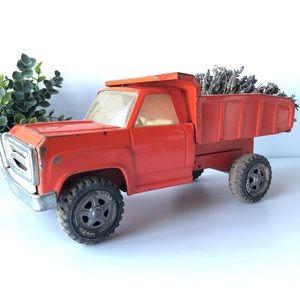 Orange Tonka Chevy Dump truck Large Size